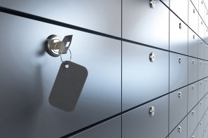 safety deposit box will, storing will tracy